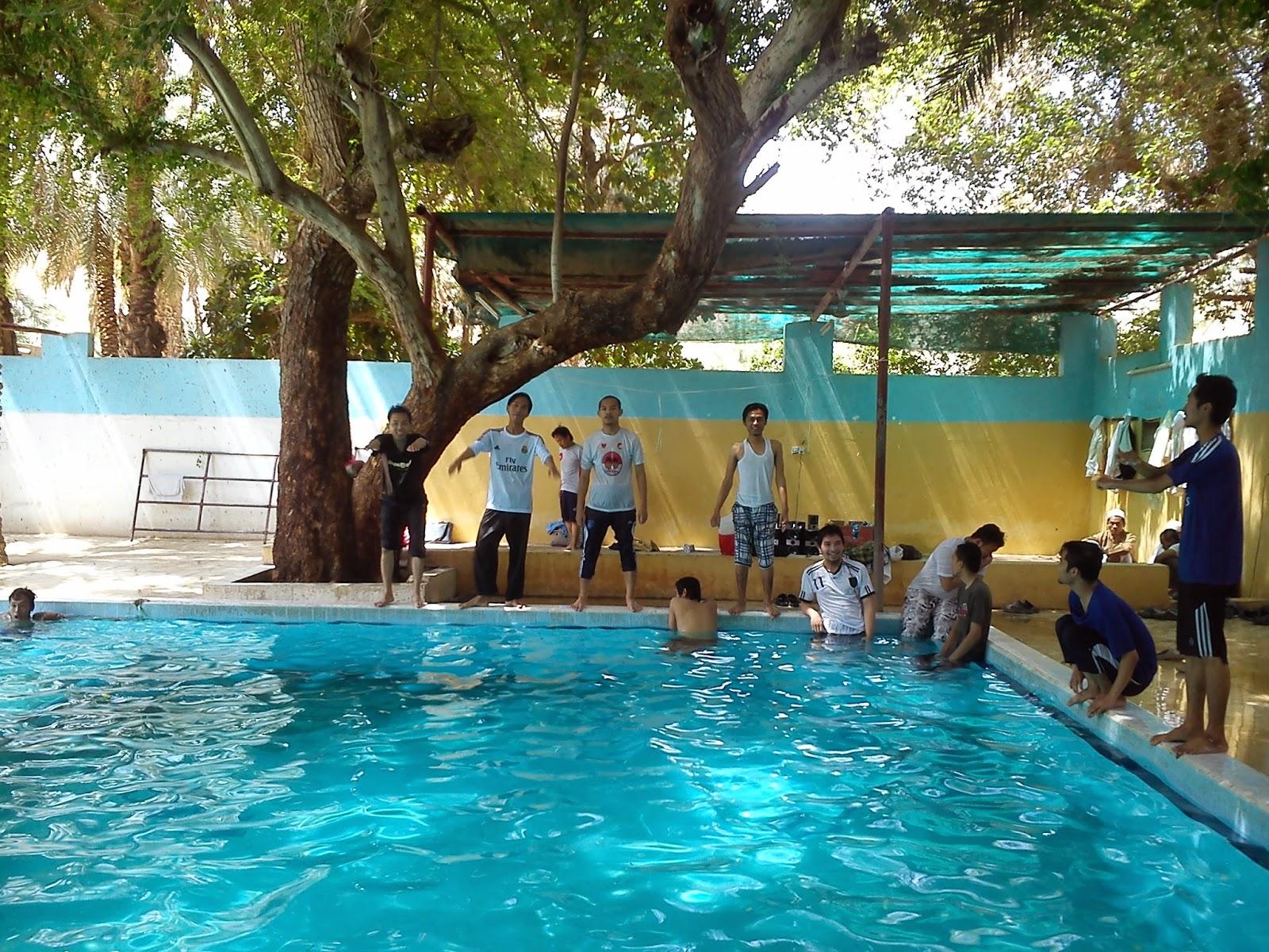 Mahasiswa Indonesia di Universitas AL-Ahgaff, Yaman.