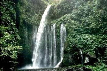 Pesona 3 Air Terjun yang Menakjubkan di Lombok