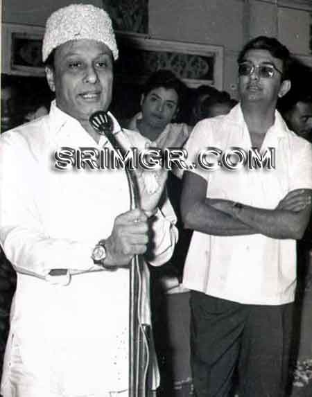 MGR & 'Cho' Ramaswamy