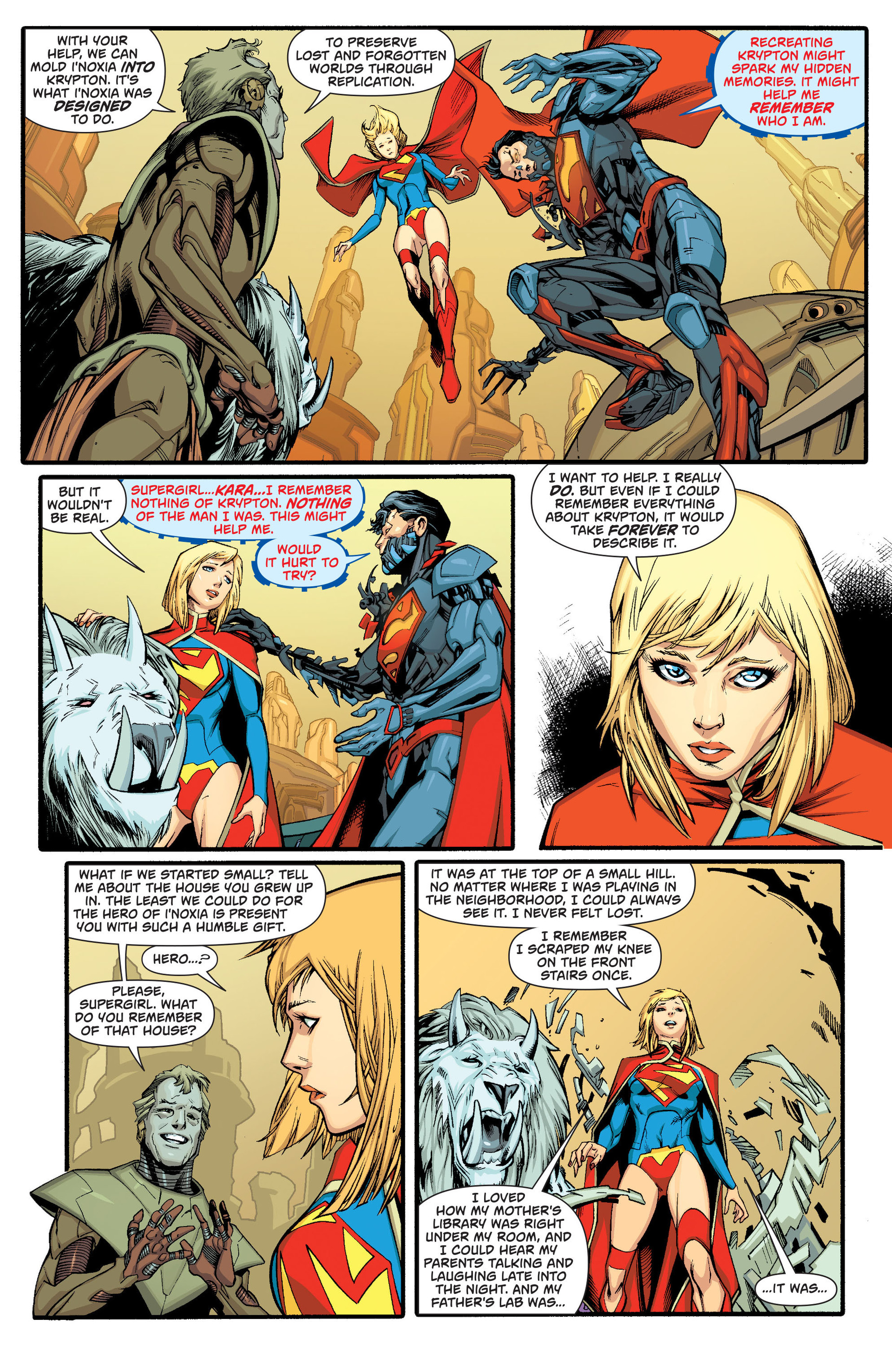 Supergirl (2011) Issue #22 #24 - English 4
