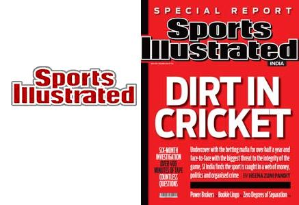 Sports Illustrated Template
