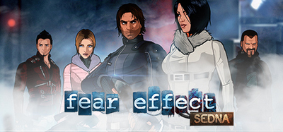 Fear Effect Sedna-CODEX