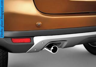 Renault logan car 2012 exhaust - صور شكمان سيارة رينو لوجان 2012