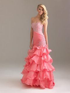 Evening Party Dresses for Women 2013