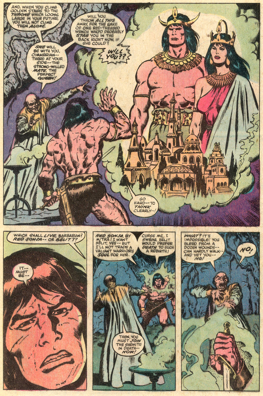 Conan the Barbarian (1970) Issue #115 #127 - English 28