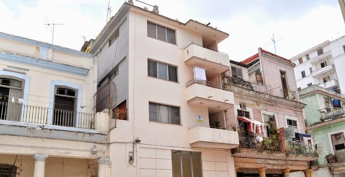 Casa Particular renta habitaciones habana vieja