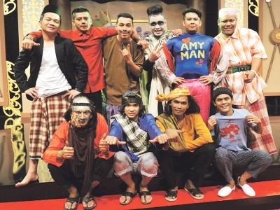 Malaysia, Berita, Gossip, Selebriti, Artis Malaysia, Wala, Juara, Raja Lawak 7