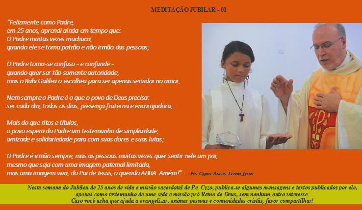 Meditação Jubilar - 01
