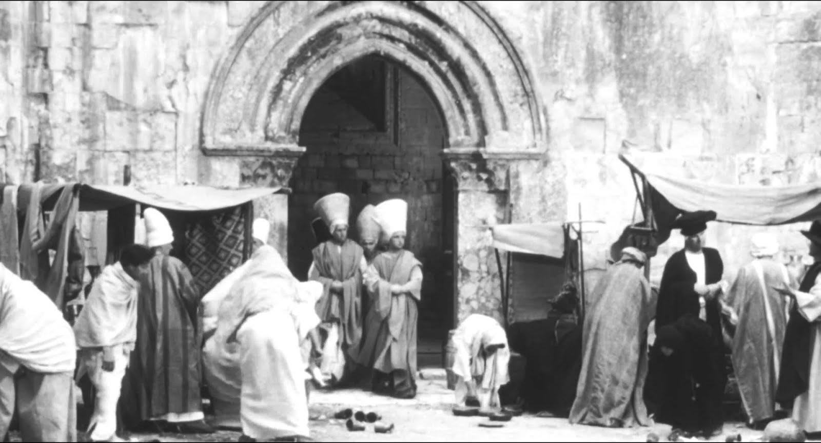 Saint Matthieu avec Sade