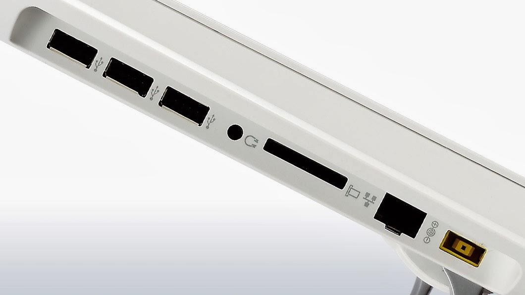 порты и разъемы Lenovo N308