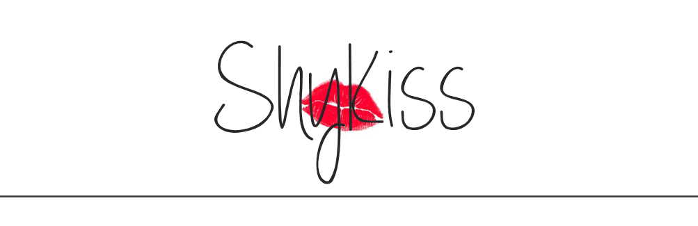 Shy Kiss - Fashion blog