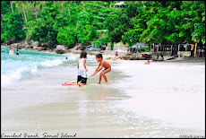 Canibad Beach