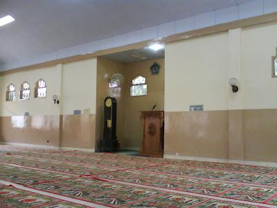 Cepu Islamic Center, Moslem Cepu, Mosque in Cepu
