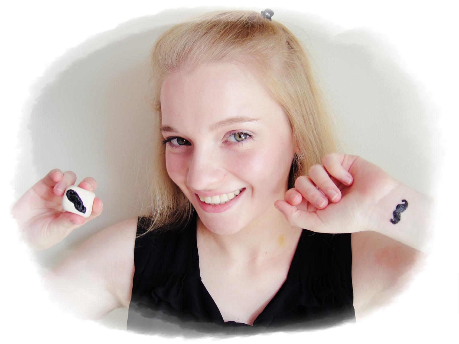 Tatouage noir à l'encre Australienne Atelier Marty Tatoo - Encre Pour Tatouage Ephemere