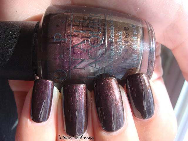 OPI - Black Tie Optional