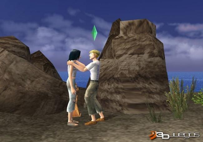 Capturas Los Sims Historia de Naufragos PC
