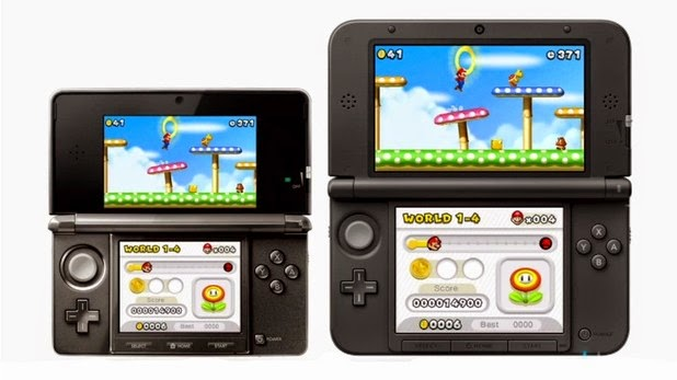 3DS and 3DS XL, 3DS, 3DS XL, Nintendo, Wii U, games, game, NFC, NFC technology,