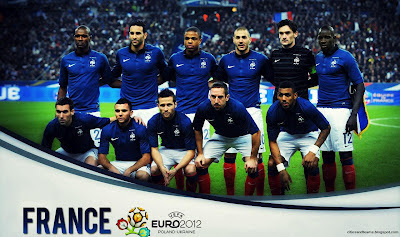 France National Football Team Euro 2012 Hd Desktop Wallpaper