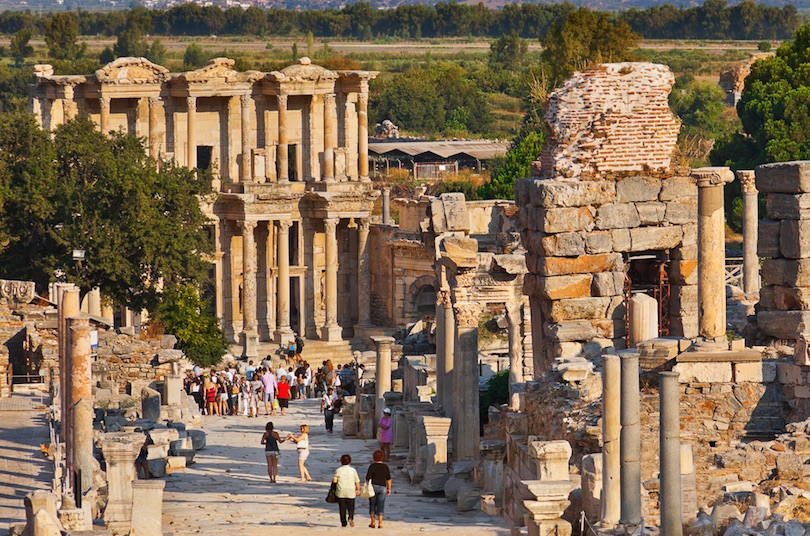 Ephesus - Beautiful Places in Turkey