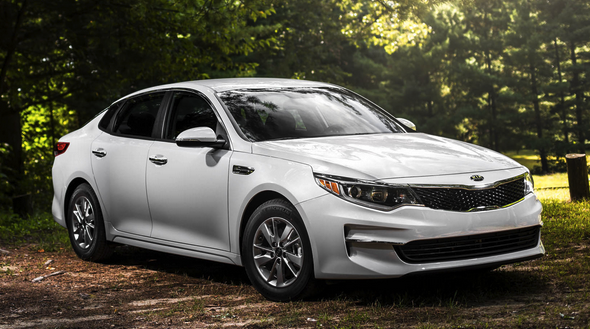 2018 Kia Optima 1.6T Review