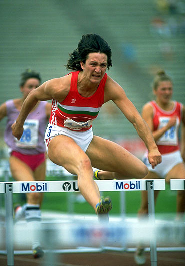 20 for Koch 400m world record
