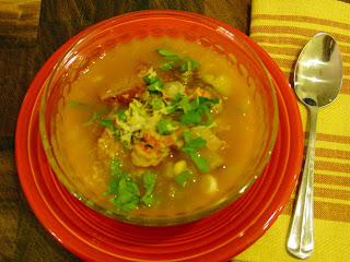 Crawfish Boil Soup  from Soup Spice Everything Nice