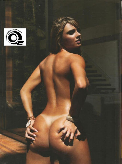 Juliana Salimeni Nua Na Playboy Confira Fotos E Making Off
