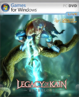 Legacy of Kain Anthology Cover