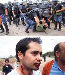 Represión en Tinogasta, Amaicha, San José, Chilecito....