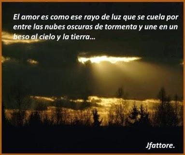 Sólo el amor..