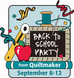 Back to School Party Quilt Maker