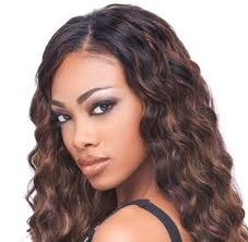Brazilian Curly Weave Hairstyles