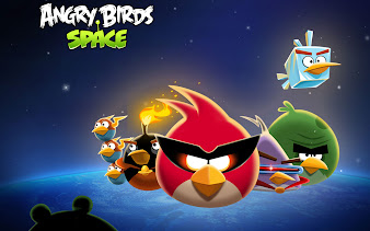 #7 Angry Birds Wallpaper