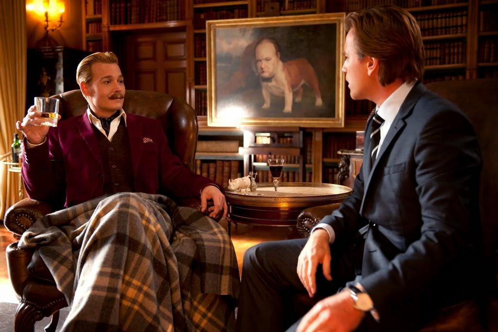 mortdecai-johnny depp-ewan mcgregor