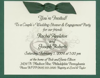 Wedding Committee Of Friends Invitation Card Premium Invitation