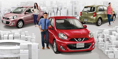 All New Nissan March