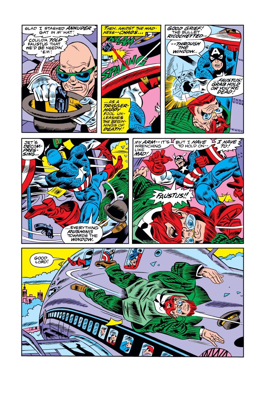Captain America (1968) Issue #192 #106 - English 16