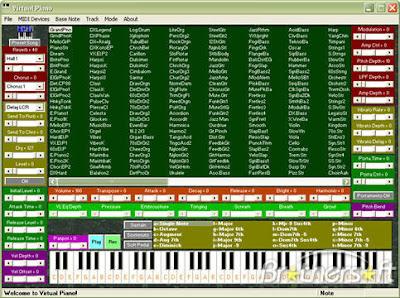 Virtual Piano 3  + Pacth 2