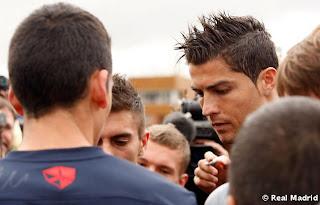 Sumbang Sepatu Emas ke Palestina, Ronaldo Dikecam Yahudi