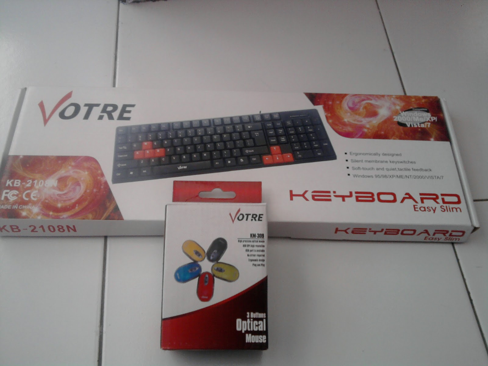 Griya Bali Computaer 99 Keyboard Usb Votre Mouse Rp 60000