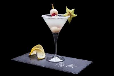 SAKERITA (Sake, Cointreau, zumo de limón). BLOG ESTEBAN CAPDEVILA