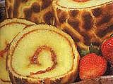 Tiger Roll Cake