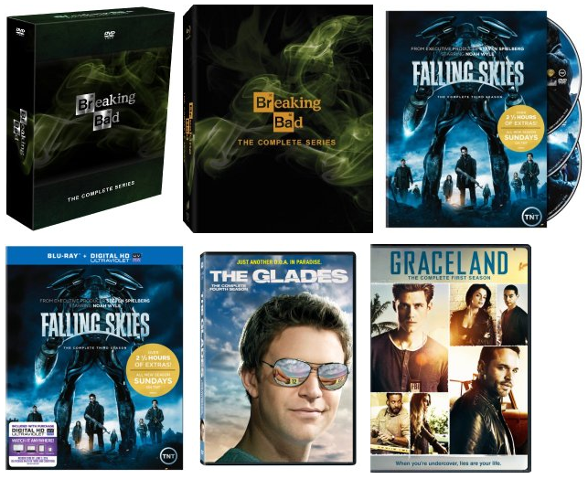 Upcoming DVD and Blu-Ray Releases - June 2014