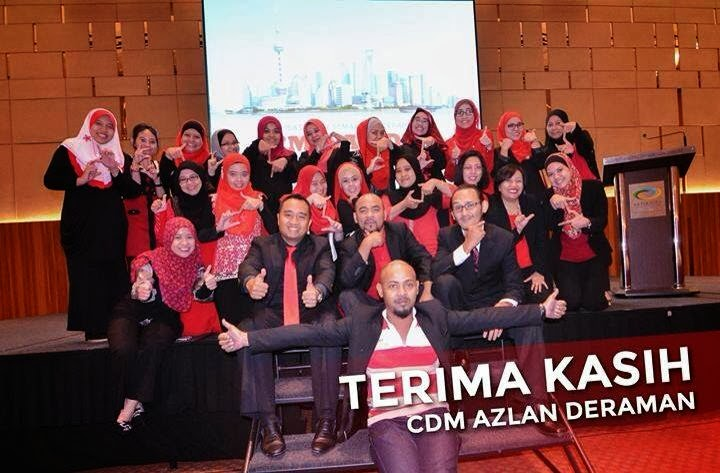 Bersama Sifu Strategi CDM Azlan Deraman