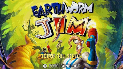 Earth worm jim for nokia s60 v5