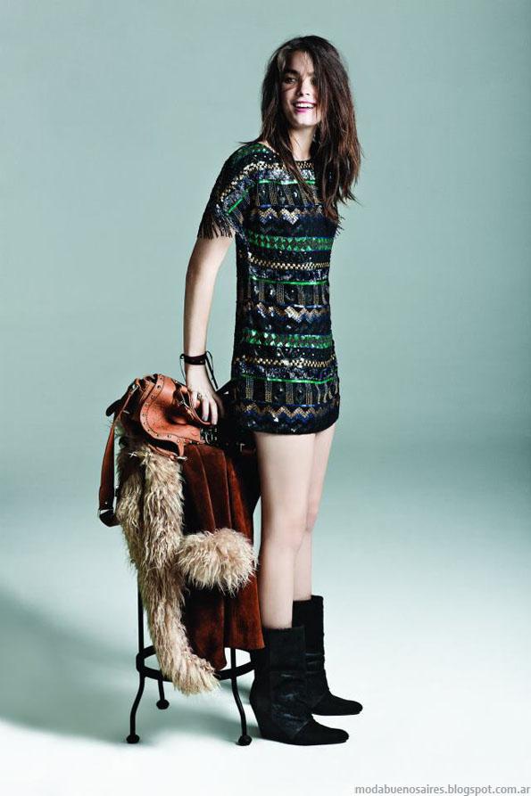 Uma moda invierno 2013