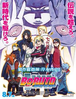 Boruto: Naruto the Movie (2015) [Vose]
