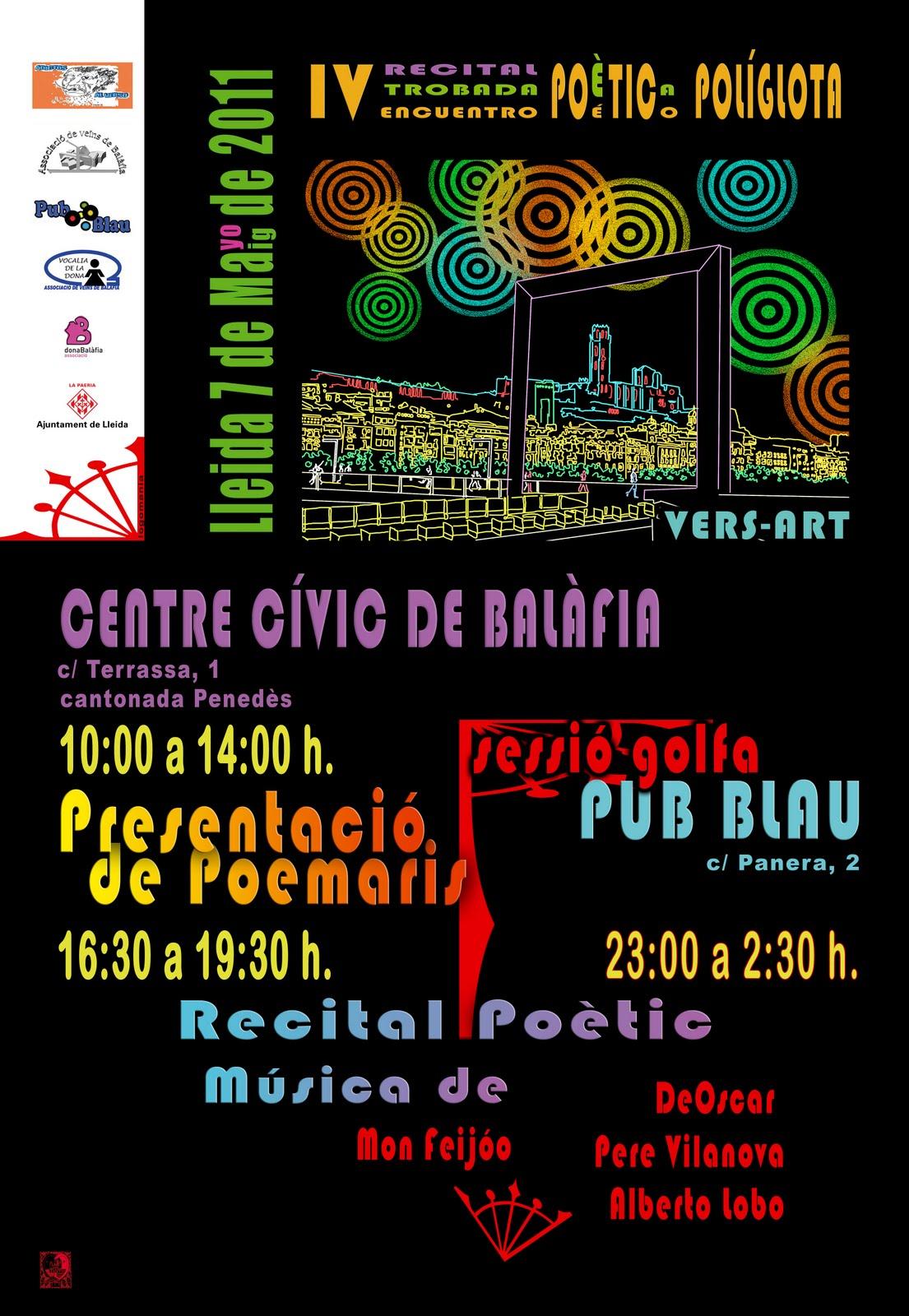 IV Recital poètic políglota