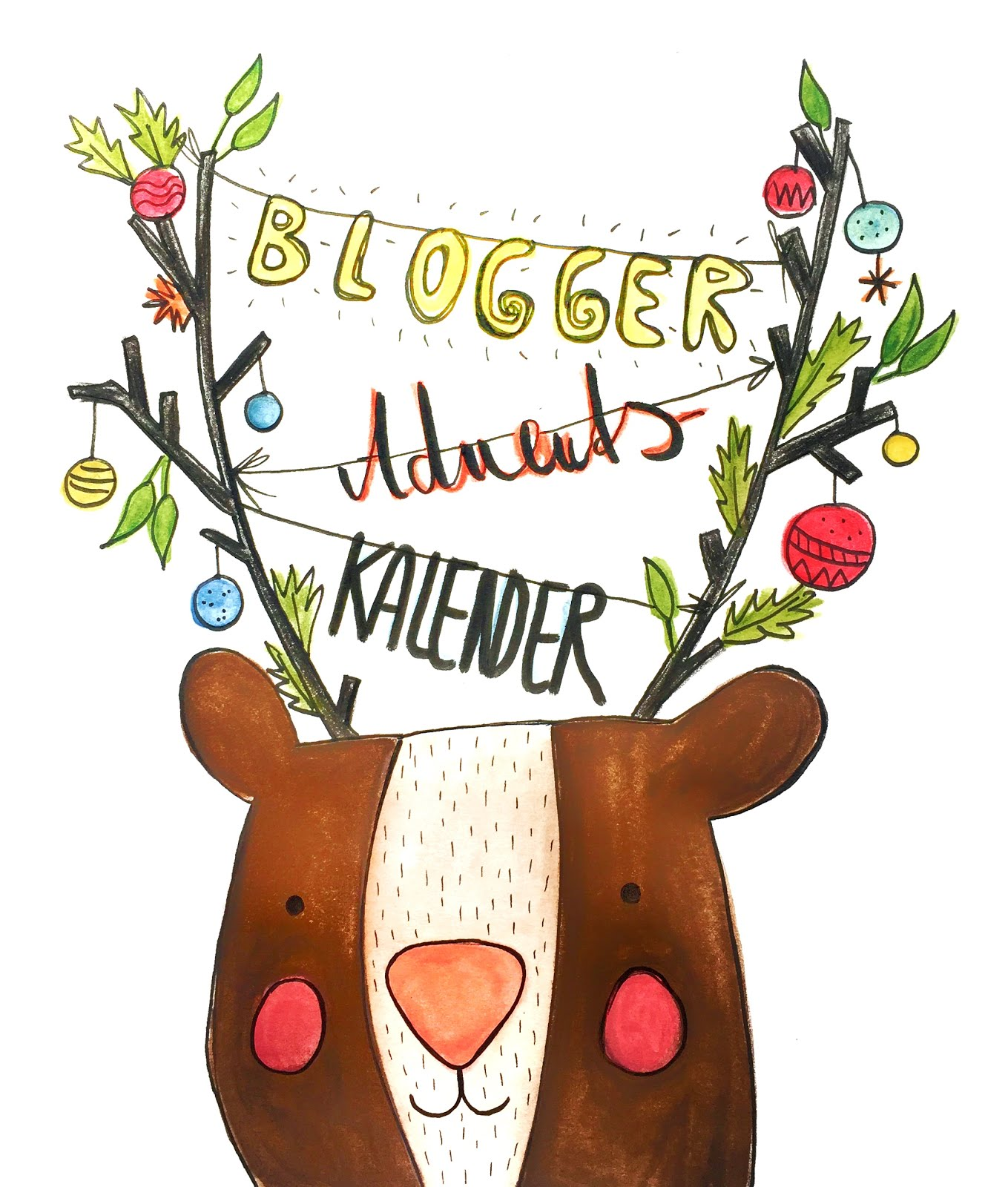Blogger - Adventskalender
