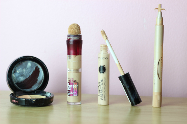 Best Of Drugstore Concealers